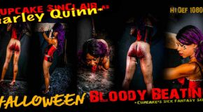 Brutal Master Cupcake SinClair - Halloween Bloody Beating (10.25.18)