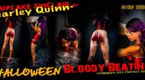 Brutal Master Cupcake SinClair - Halloween Bloody Beating (10.25.18)