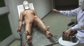 Patient 002 - Treatment 1 - Electroshock Therapy